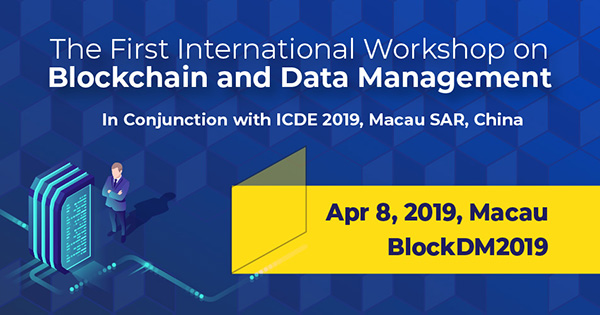 International Workshop on Blockchain and Data Management